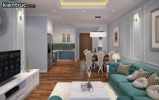 Chiêm ngưỡng 15 mẫu thiết kế nội thất biệt thự đẹp theo phong cách hiện đại
