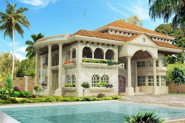 Tổng hợp các phong cách trong thiết kế biệt thự đẹp