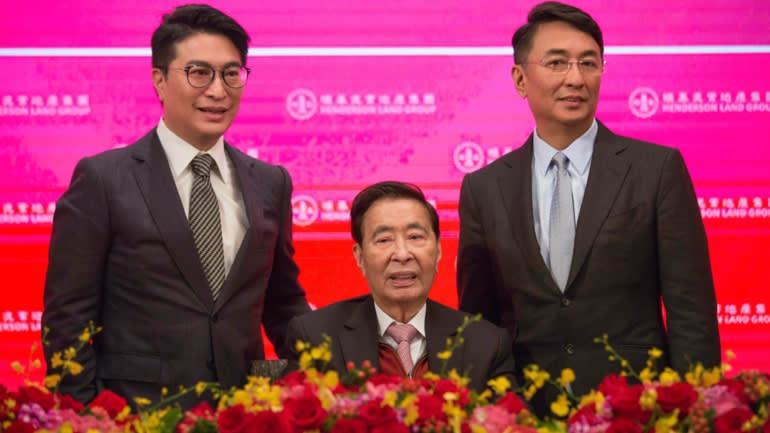 Chân dung đại gia bất động sản soán ngôi giàu nhất Hong Kong của tỷ phú Lý Gia Thành