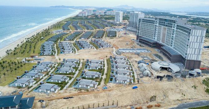 Sụt hố gánh nợ, nhà đầu tư bạc mặt ôm căn hộ 'view biển triệu đô'