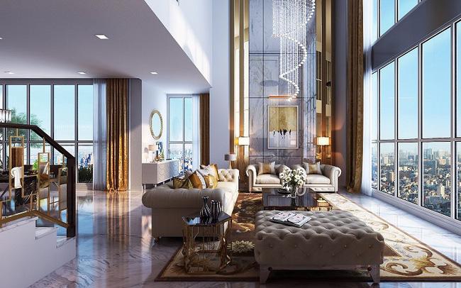 """Người mua nhà thay đổi """"khẩu vị"""": Căn hộ sang, diện tích rộng với 3 phòng ngủ"""