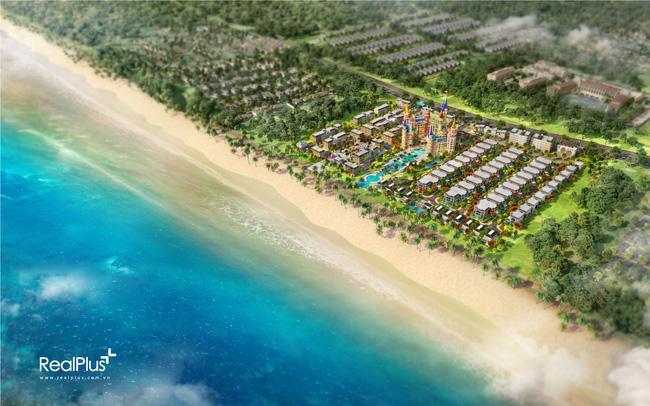 Sức hút mới tại thủ phủ du lịch nghỉ dưỡng cao cấp Hồ Tràm