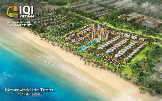Biển Hồ Tràm – Điểm du lịch nghỉ dưỡng mới thu hút khách đầu tư