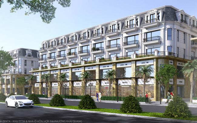 Nhà phố Shophouse Anh Đào – Điểm thu hút đầu tư và kinh doanh tại thị trường Vĩnh Yên