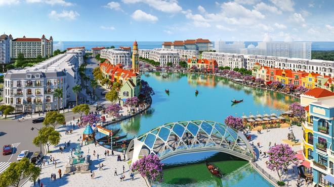 Grand World Phú Quốc tham vọng thu tỷ USD mỗi năm