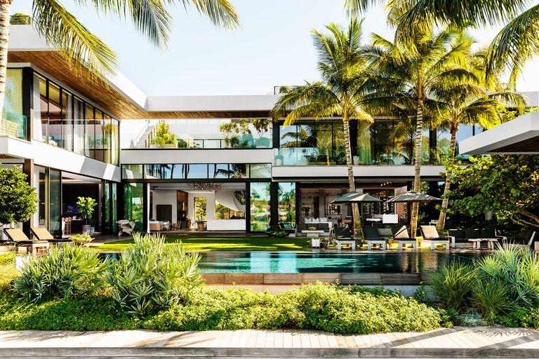 Chốn nghỉ dưỡng thiên đường bên bờ biển Miami
