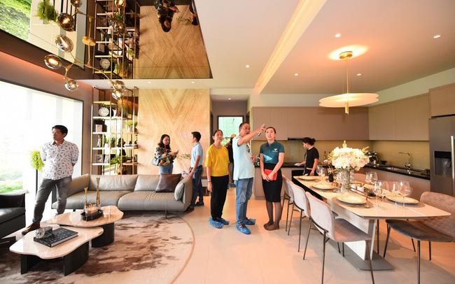 """Sự kiện ra mắt căn hộ mẫu dự án Westgate """"hút"""" khách"""