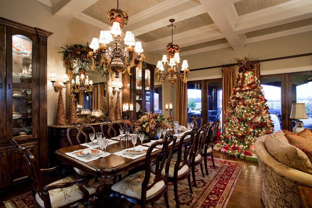 Những mẹo nhỏ giúp bạn trang hoàng ngôi nhà đón Giáng Sinh